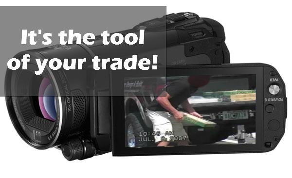 Video Camera Care