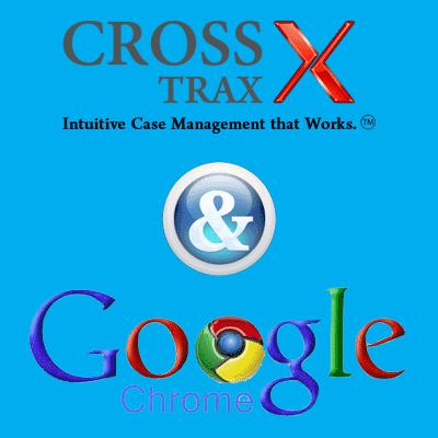 CROSStrax and Google Chrome
